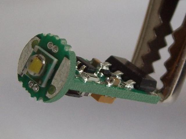 EnLightPro10 - Elektronik