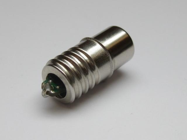 BackLightPro10 - LED-Fahrrad-Rückleuchte mit Gewindesockel E10